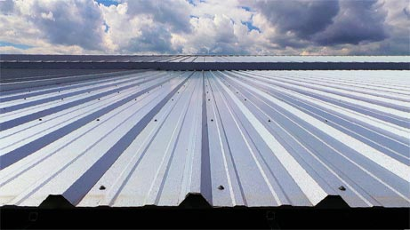 Pbr Metal Roofing Pbr Panel Options Flatiron Steel Colorado